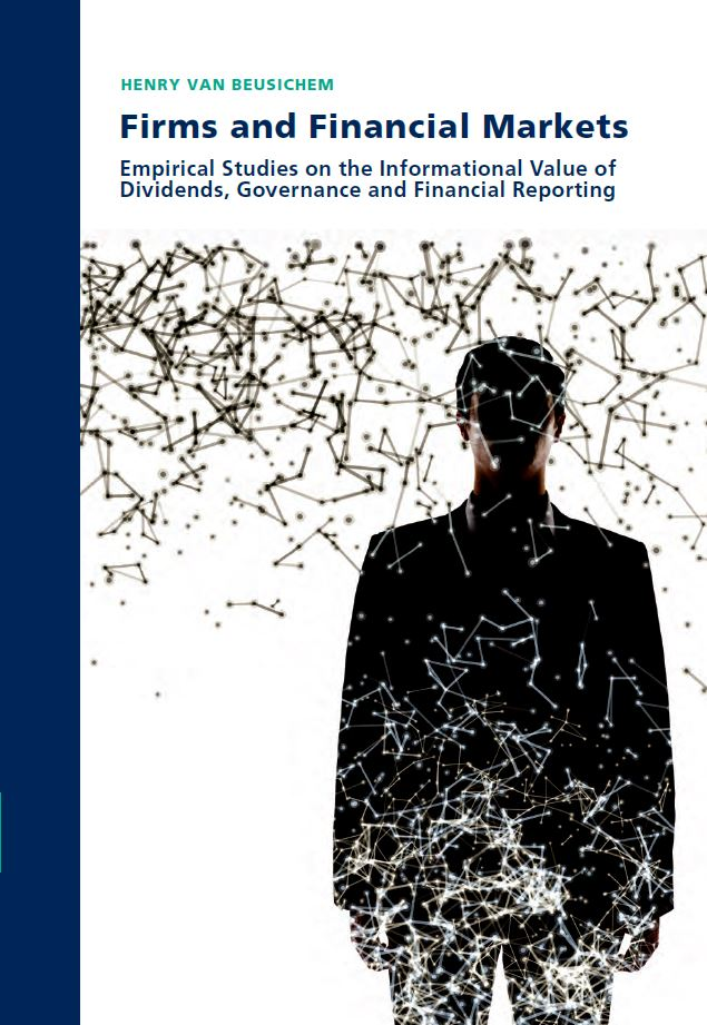 Firms and Financial Markets: Empirical studies on the informational value of dividends, governance and financial reporting