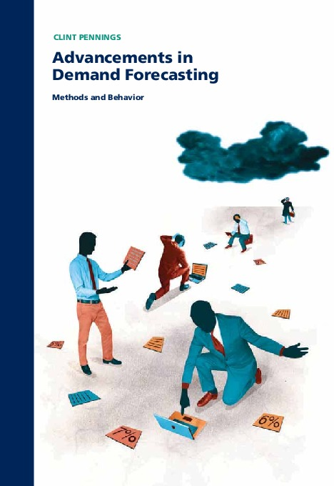 Advancements in Demand Forecasting: Methods and Behavior