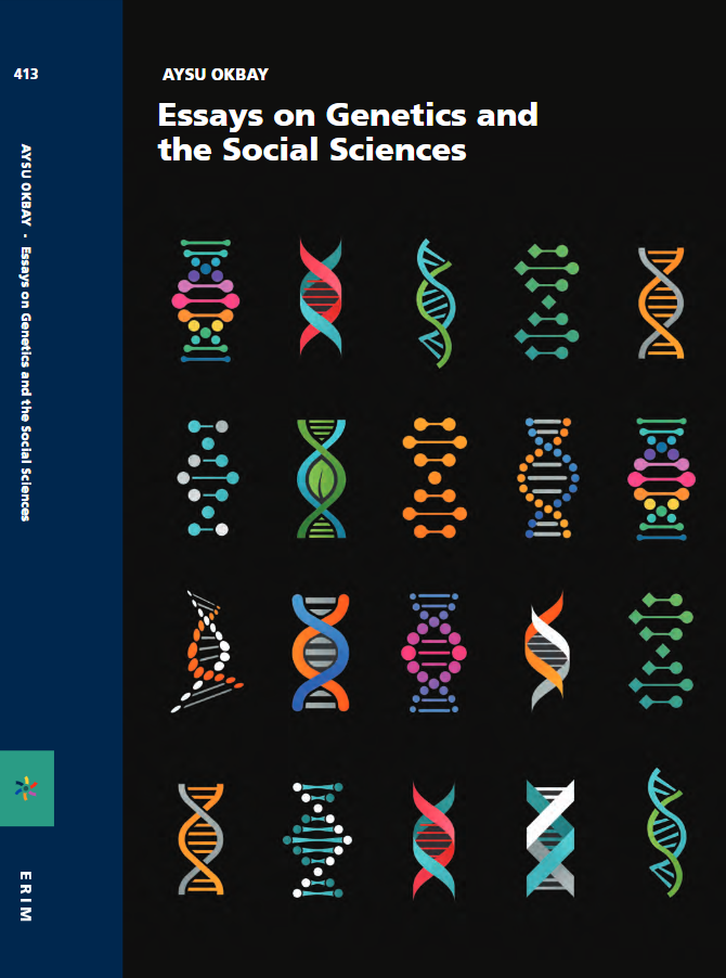 Essays on Genetics and the Social Sciences